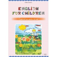 English for children +4 ani
