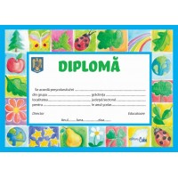 Diploma - Micul ecologist