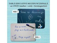 Tabla educativa multifunctionala (format A3)